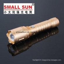 Telescopic Focusing CREE R826 Flashlight