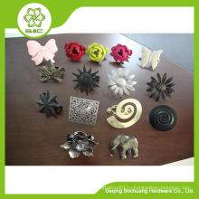Декоративные металлические занавески для дома