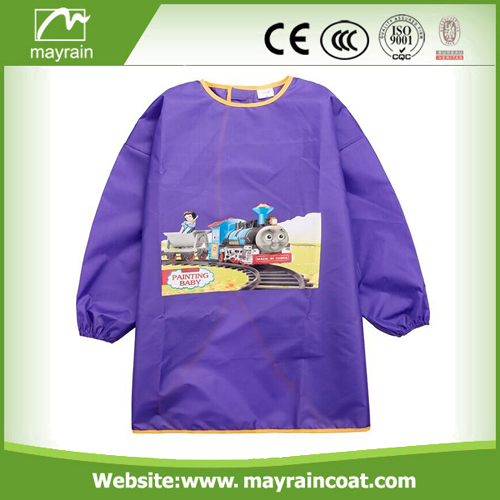 School Kids Polyester Smock