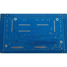 8 layer TG 170 blue  solder   4 day urgent  ENIG  PCB