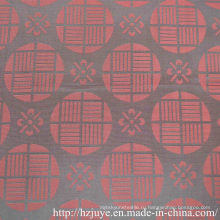 P / V Жаккардовая ткань для одежды Модная подкладка