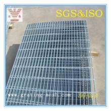 Standard/ Plain/ Bar/ Caillebotis en acier pour centrale électrique