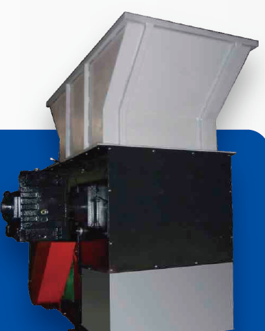Plastic Single Shaft Shredders