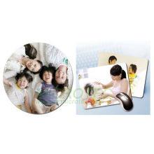 Blank Sublimation Oval Shape Mouse Pad (220X180mm)
