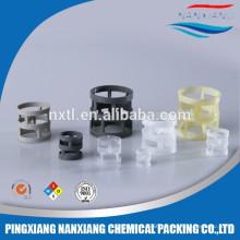 "Plastic Polypropylene Pall Ring 1'' 1.5"" 2'' 3''"