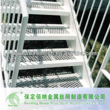 Large Expanded Mesh stairs