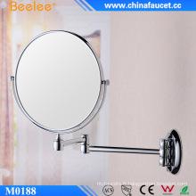 Miroir grossissant flexible de mur de salle de bains d'articles sanitaires