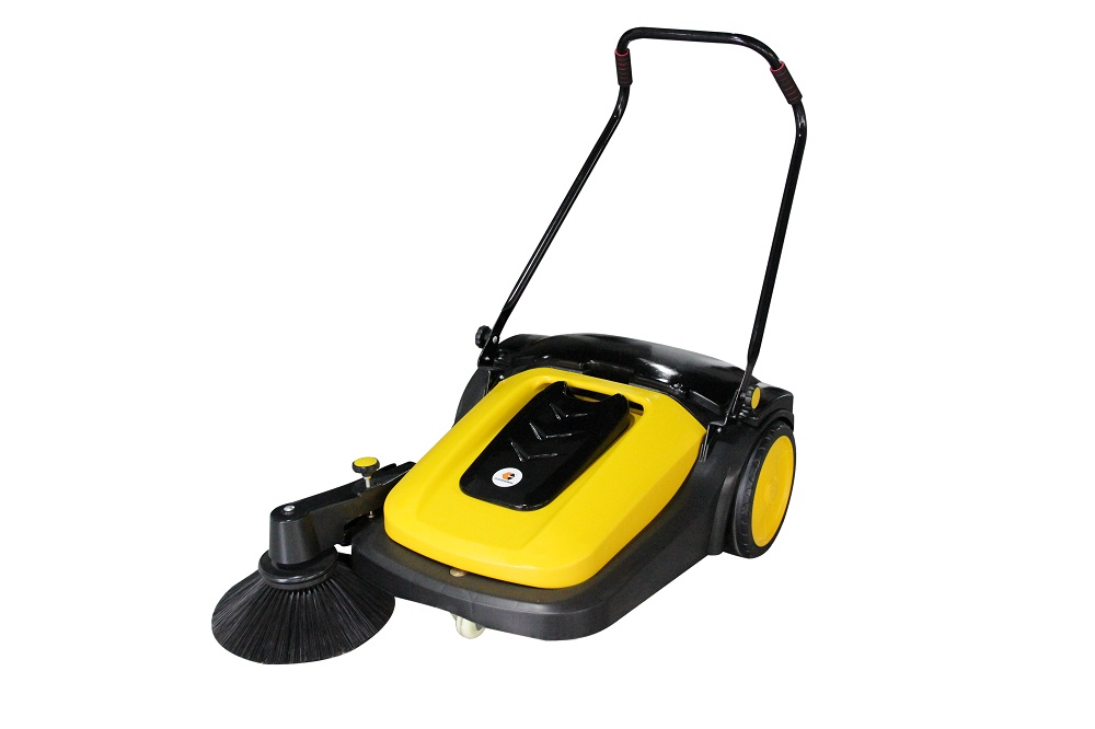 Manual Operate Sweeper