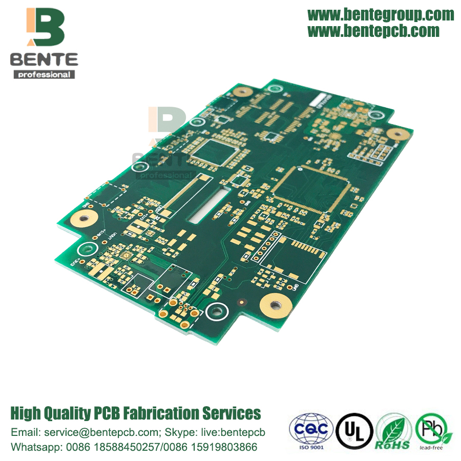 High TG PCB Impedance Control 6 Layers PCB FR4 Tg170 PCB