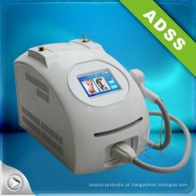 A mais nova máquina do remoção do cabelo do laser do diodo 808nm de ADSS