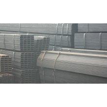 Tubes rectangulaires MS tubes rectangulaires ASTM A500 / Gr B / Q235 / SS400