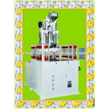 Fabricantes de máquinas de moldagem rotativa de injeção plástica automática completa