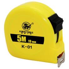 Ruban à mesurer en acier pour ceinture en plastique
