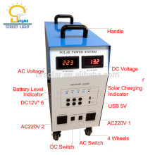 Soncap, Pvoc, Saso, ISO, IES, CE, RoHS, FCC zertifizierte Mini-Haus Solaranlage