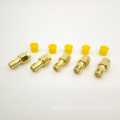 High Gain SMA female to SMA male adapter RF connector for coaxial cable