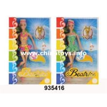 """Promoção Brinquedos Plásticos 11 """"Solid Doll (2ASS) (935416)"""
