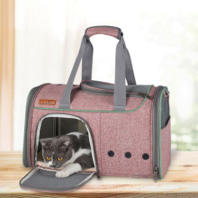 New Style Outdoor Portable Cationic Oxford Cloth Pet Handbag, Dog Supplies Pet Bag