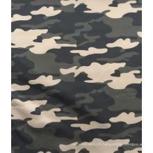 Camouflage pour tissu en tricot poly