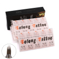 Solong EN07 RS OEM Disposable Tattoo Machine Round Shader Cartridge Needles EO Gas Sterilized Assorted Needle Cartridge