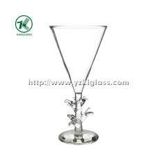 Single Wall Champagne Glass by SGS, BV (DIA11*22.5)