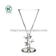 Single Wall Champagne Glass por SGS, BV (DIA11 * 22,5)