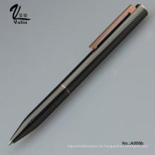 Großhandel Bürobedarf Twist Open Metall Kugelschreiber