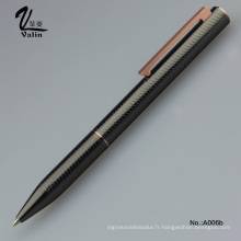 Vente en gros de fournitures de bureau Twist Open Metal Ball Pen
