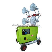 Air cooled gasoline light tower RZZM-13G