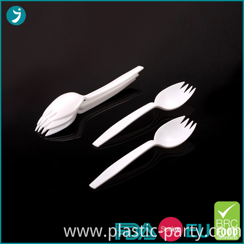 Disposable Plastic Spork
