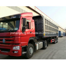 Sinotruk HOWO 4X2 371HP Qman Tractor Truck for Sale