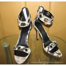 Fashion High Heel Summer Ladies Sandals (HCY02-1649)