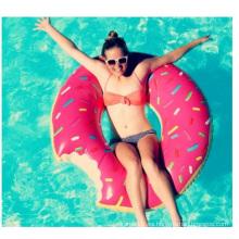 Anillo inflable de la natación del espesamiento, anillo adulto de la natación de Supersize, anillo de la natación de la espuma