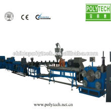 PE Inlaid Continue Strip Type Drip Irrigation Pipe Production Line/Plastic Pipe Machine
