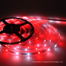 100m décoration SMD5050 RGBW DC5V changement de couleur led bandes lumières