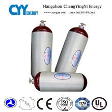 Valve équipée de voiture CNG Gas Cylinder Prix