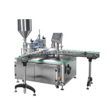 Nail polish Filling and Plugging And Capping Machine ZHNP-40