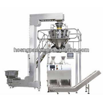 premade bag filling machine
