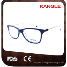 Fashion trendy styles acetate optical frames and eyeglasses eyewear