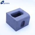 Высокое качество ISO 1161 Стандартный стальной угловой литья для тележки