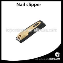 FlyStone KAI Seki magoroku Prego Clippers - Tipo 101 Gold profissional unha cortador