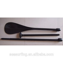 3 pcs carbon adjustable paddle with 90% carbon 3K