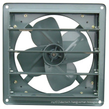 Industrial Ventilating Fan with Shutter
