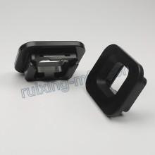 Fraiseuse CNC en plastique POM (Delrin) Lunette pour Housse de protection pour appareil photo numérique