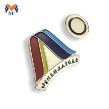 Insigne coloré de broche d'aimant de custuom pour des sports