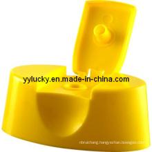 Plastic Shampoo Cap for Bottle (RD-503J)