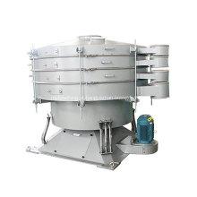 Tela de vibração do secador de roupa de grande capacidade para farinha