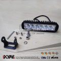 Cheap 18W Single Row Offroad 4X4 ATV Tractor Motorcycle 10 - 30V LED Flood Driving Work Light