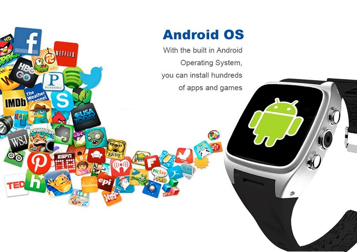 GPS&3G&GSM Smart Watch