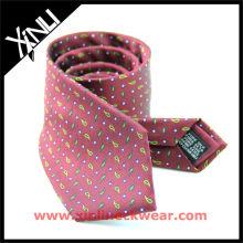 Natürliches 100% Seidengewebe für Krawatte