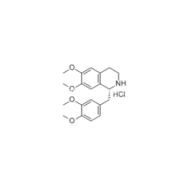 R-Tetrahydropapaverine, Cisatracurium 베실 레이트 중간체, CAS 54417-53-7